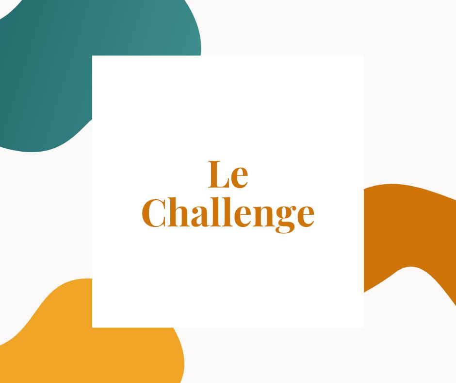 Le challenge feelin