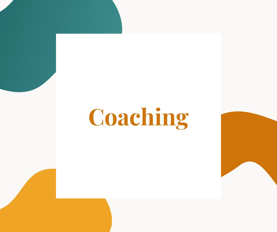 coaching feelin